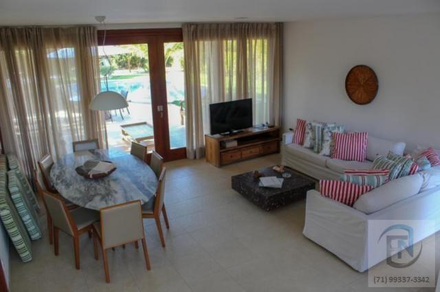 Casa em condomínio para venda em mata de são joão, costa do sauípe, 4 dormitórios, 4 suíte - Foto 7