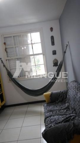Apartamento à venda com 1 dormitórios em São sebastião, Porto alegre cod:8245 - Foto 3