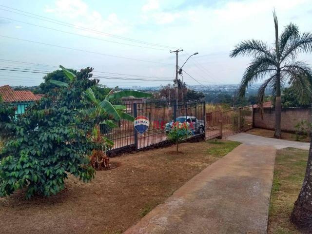 Casa com 2 dormitórios à venda, 400 m² por r$ 650.000 - setor habitacional arniqueiras - á - Foto 16