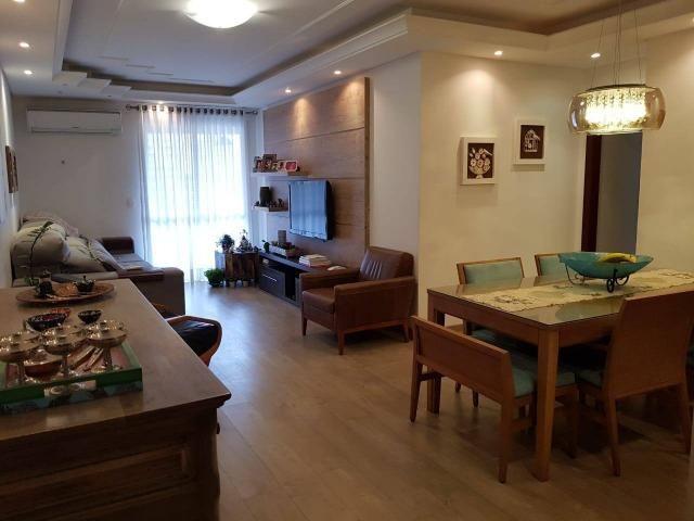 Apartamento no américa | 01 suíte + 03 dormitórios | andar alto | semi-mobiliado - Foto 16