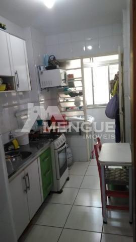 Apartamento à venda com 1 dormitórios em São sebastião, Porto alegre cod:8245 - Foto 5