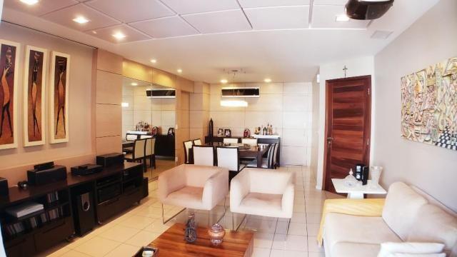 Vendo GRAND LAVOISIER 137 m² 3 Quartos 2 Suítes 2 Closets 4 WCs 2 Vagas PONTA VERDE - Foto 6
