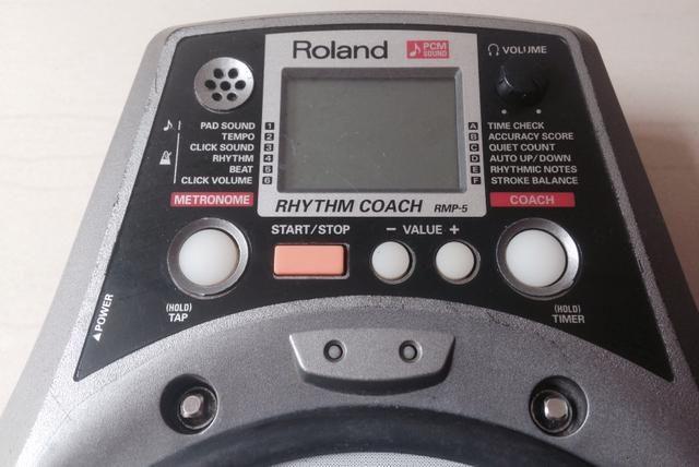 Roland RMP5 + fonte - Foto 2