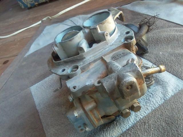 Vende-se um carburador do moto 1.6 CHT - Foto 3