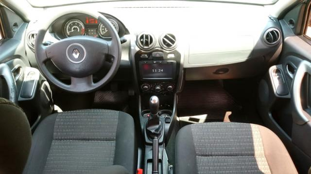 Renault Sandero Expression 1.0 Flex 2014 Completo - Foto 7