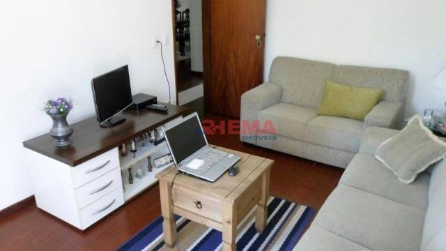 Apartamento com 3 dormitórios à venda, 180 m² por R$ 925.000,00 - Gonzaga - Santos/SP - Foto 17