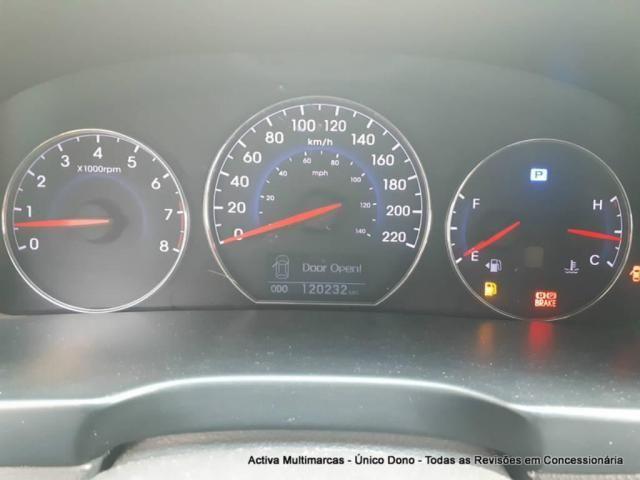 Hyundai Santa Fé 3.5 MPFI V6 24V 285CV GASOLINA 4P AUTOMÁTICO - Foto 4