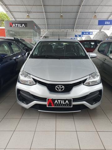 Toyota Etios 1.5 2018 unico dono!!!