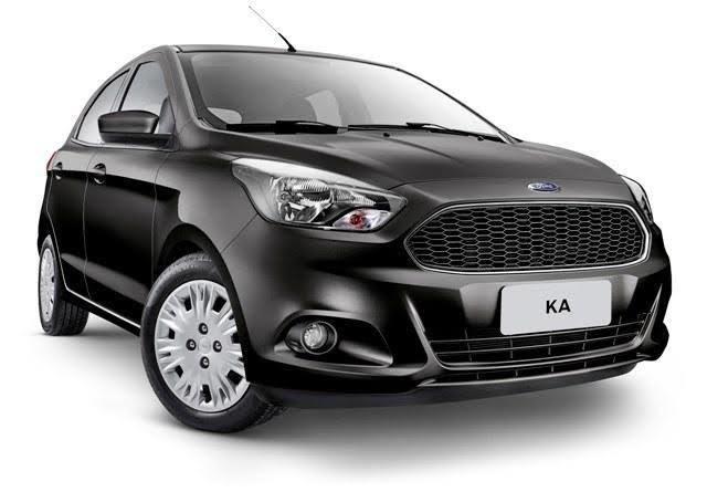 Ford / KA SE 1.0 HA B Ano/Modelo 2017/2018