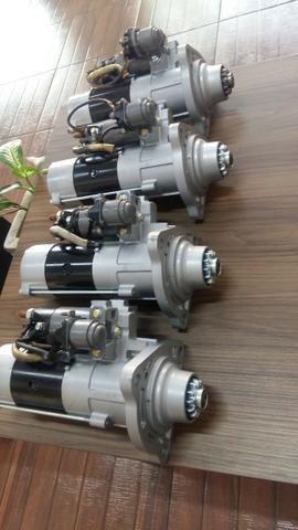 Motor de arranque volvo fh - Foto 2