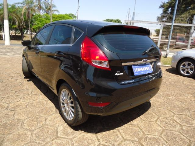 Ford New Fiesta Titanium 1.6 at 16/16 - Foto 4