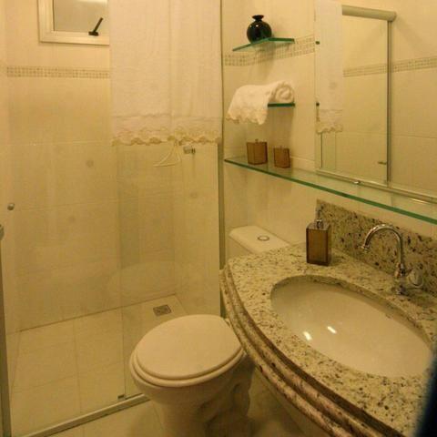 Apartamentoe 3 qtos 1 suite 1 vaga lazer completo, novo aceita financiamento - Foto 20