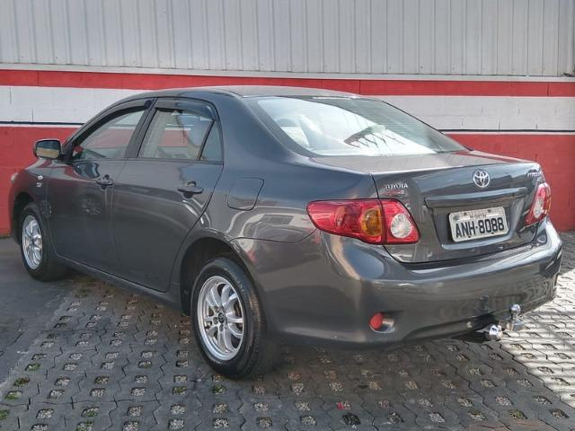 2009 Toyota Corolla XLI 1.8 16V Flex Mec - Foto 4