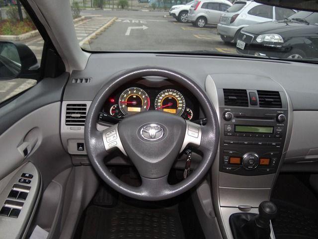 Corolla GLi 1.8 Flex 16V Mec. - Foto 10