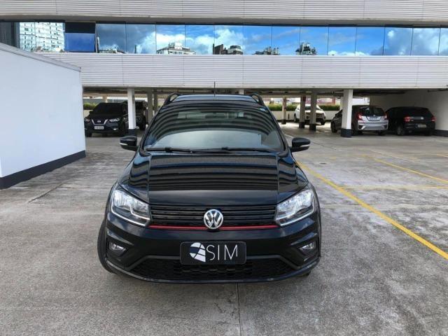 VW Saveiro CD 1.6 Pepper - Completa 5 Lugares - 2018 - Foto 2