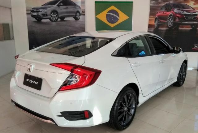 Honda Civic EXL 2.0 CVT - Zero KM - Mod 2020 - Foto 9