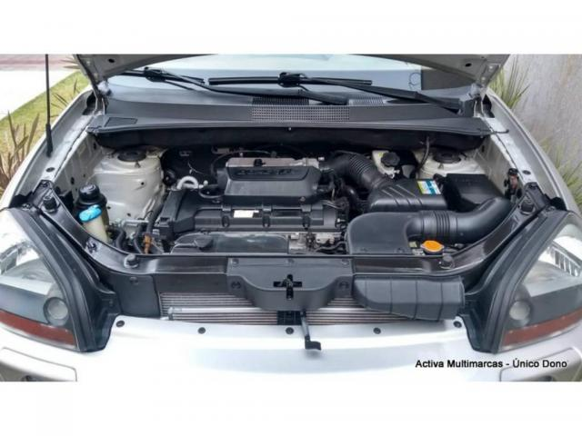 Hyundai Tucson 2.0 MPFI GL 16V 142CV 2WD GASOLINA 4P AUTOMÁTICO - Foto 6