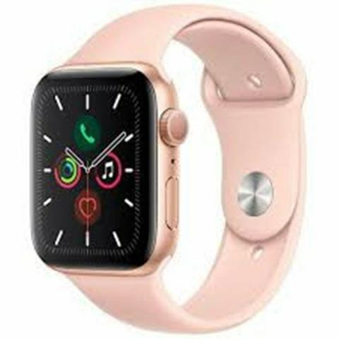 Lançamento Apple Watch 5 40mm Rose Oferta