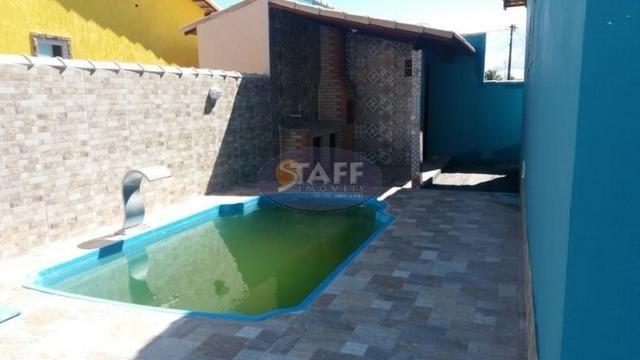 OLV-Casa com 2 dormitórios à venda, 150 m² por R$ 95.000 - Cabo Frio/RJ CA1343 - Foto 9