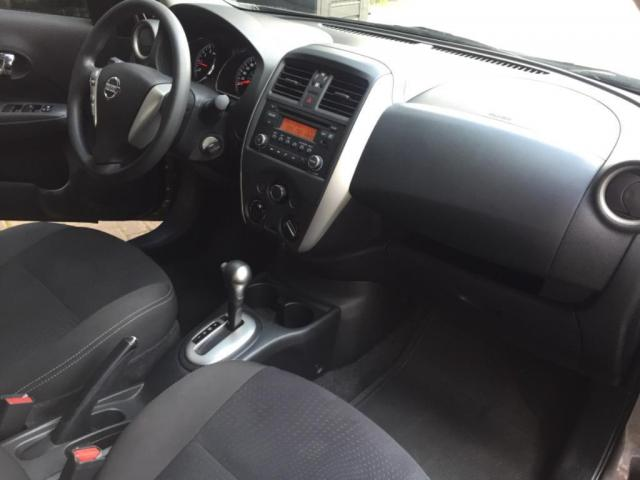 Nissan Versa 1.6 SV CVT - Foto 8