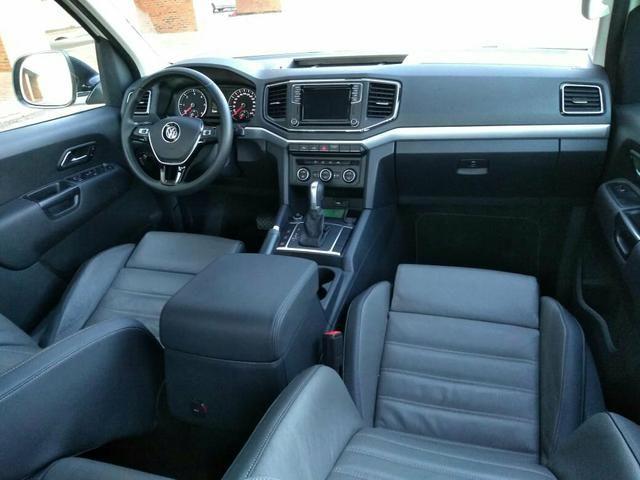 VW VOLKSWAGEN AMAROK CD HIGHLINE 3.0 V6 4x4 DIESEL AT 18-19 - Foto 3