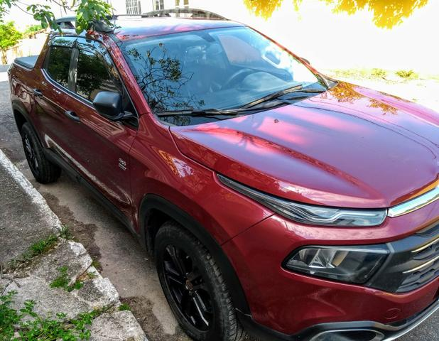 Toro freedom diesel 4x4 2017 - Foto 4