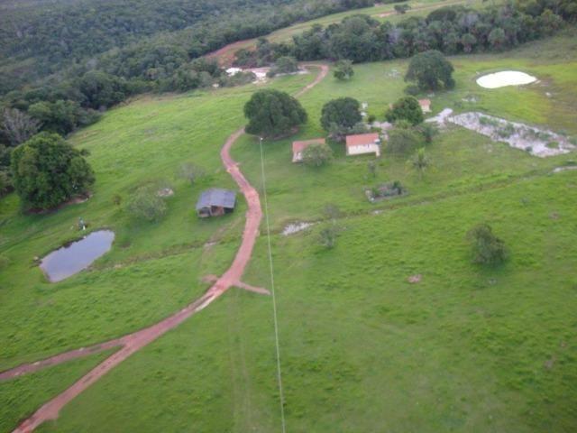 Fazenda Guiratinga MT 6.080 Ha