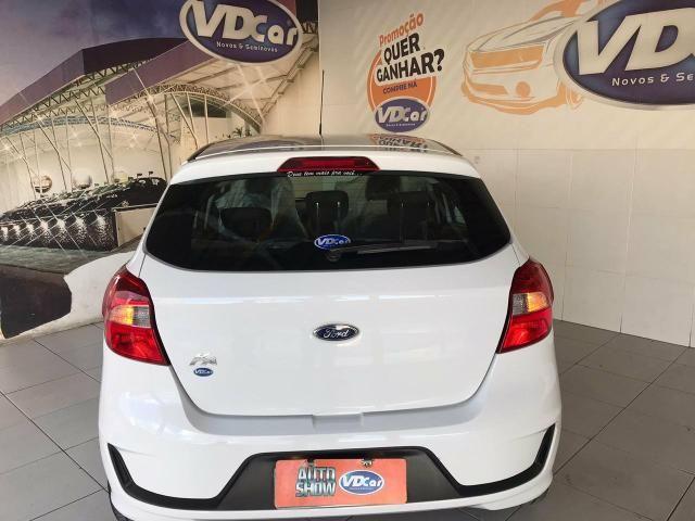 Ford ka hatch se 1.0flex completo - Foto 3