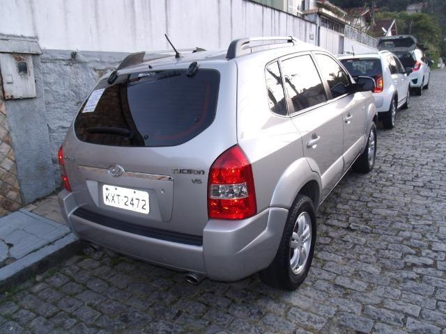 Tuscson 2.7 6 cil. 4WD automático - Foto 4