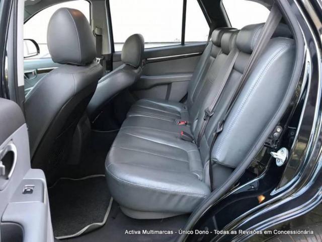 Hyundai Santa Fé 3.5 MPFI V6 24V 285CV GASOLINA 4P AUTOMÁTICO - Foto 5