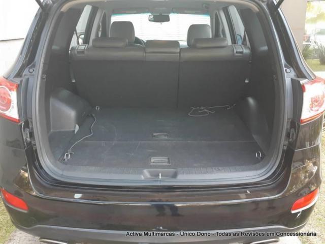 Hyundai Santa Fé 3.5 MPFI V6 24V 285CV GASOLINA 4P AUTOMÁTICO - Foto 7