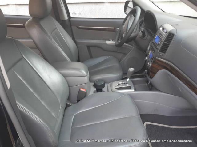 Hyundai Santa Fé 3.5 MPFI V6 24V 285CV GASOLINA 4P AUTOMÁTICO - Foto 13