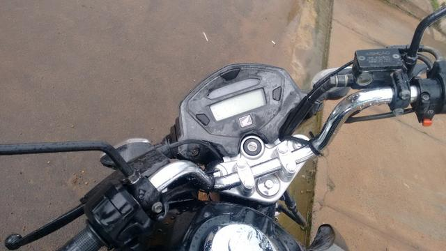 Moto Honda, cg, titan, 150, ex, 2013/2014