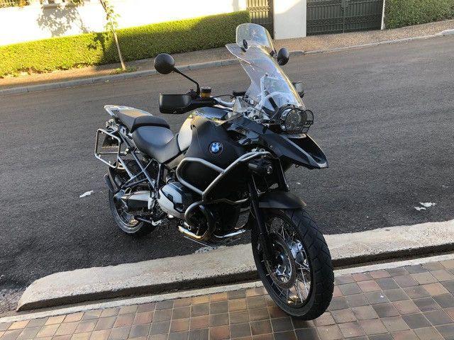 BMW R 1200 GS Adventure 2012