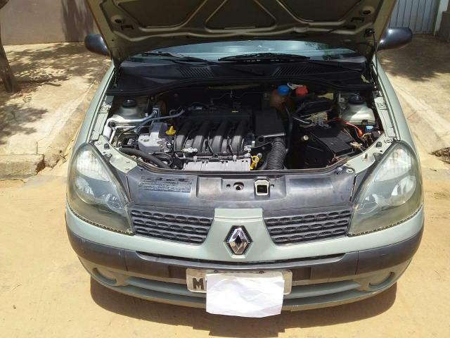 Renault clio flex 1.6 sedan 2006 5p 16v - Foto 6