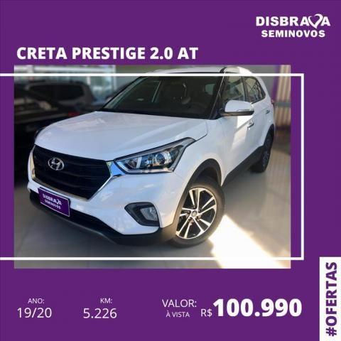 Creta 2.0 16V Flex Prestige Automático