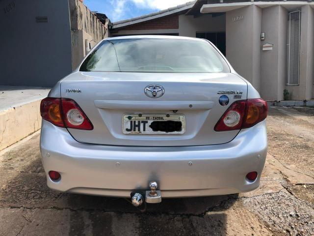 Corolla xei 1.8 2009 - MANUAL - Foto 6