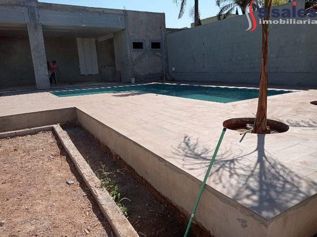 Alto Padrão!!! Casa com 04 Suítes - Lazer completo - Vicente Pires (Brasília - DF) - Foto 3