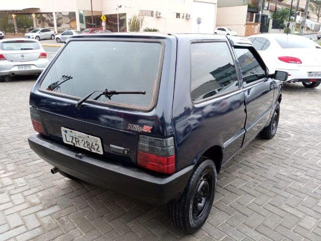 Fiat uno 1998 ex (relíquia) - Foto 4