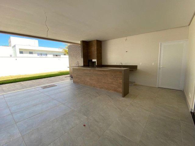 Lindo sobrado de 4 suítes no condomínio Alphaville Goiás - Foto 5