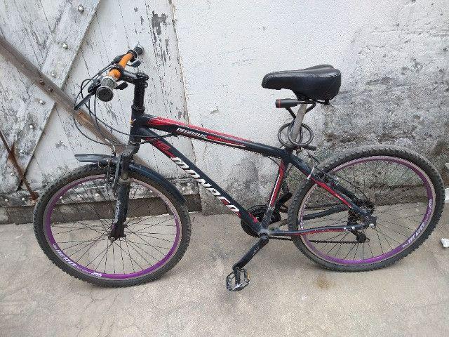 Vendo bike Mônaco 26 Alumínio - Foto 3