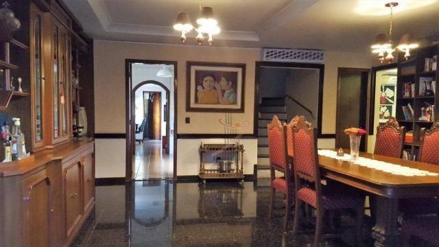 Sobrado com 5 dormitórios à venda, 470 m² por R$ 1.900.000,00 - Lago dos Cisnes - Foz do I - Foto 9