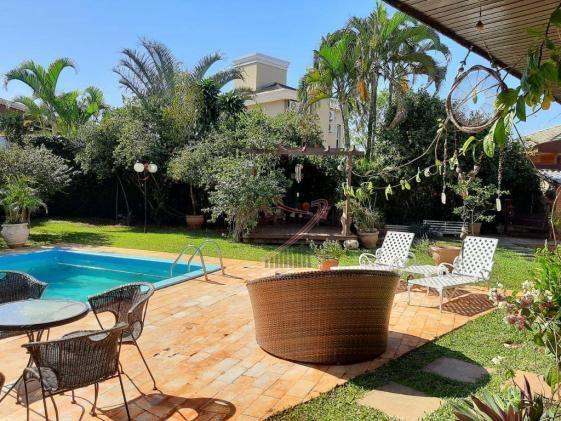 Sobrado com 5 dormitórios à venda, 470 m² por R$ 1.900.000,00 - Lago dos Cisnes - Foz do I - Foto 12