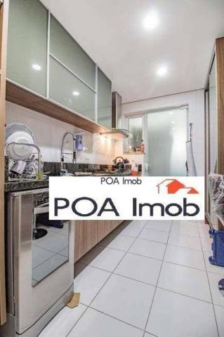 Apartamento com 2 dormitórios à venda, 114 m² por R$ 964.000,00 - Jardim do Salso - Porto  - Foto 13