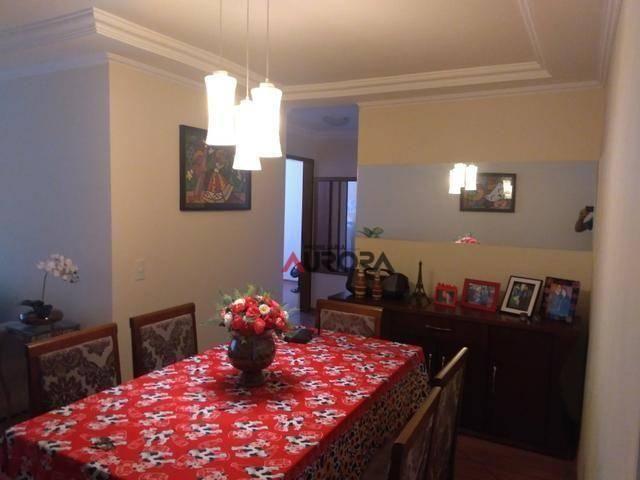 Apartamento Res. Castelo Branco II com 3 dormitórios à venda, 90 m² por R$ 185.000 - Cháca - Foto 5