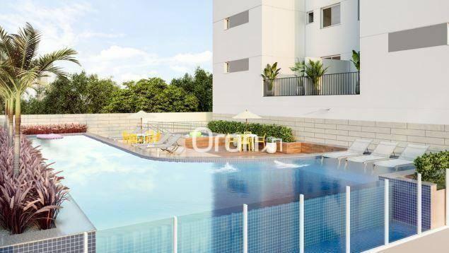 Apartamento com 3 dormitórios à venda, 87 m² por R$ 405.000,00 - Setor Pedro Ludovico - Go - Foto 6