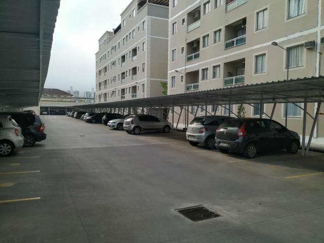 Apartamento térreo (Giardino) no bairro Santo Antônio com uma suíte mais um quarto