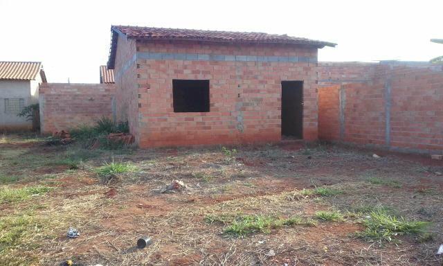 Ágio de lote com casa inacabada - Foto 3