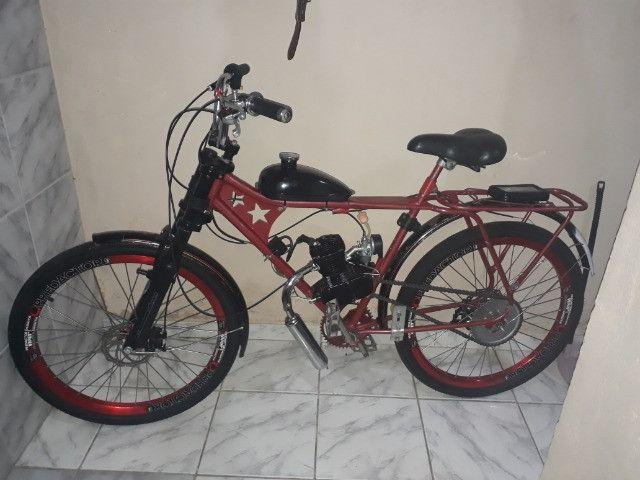 Biker Motorizada
