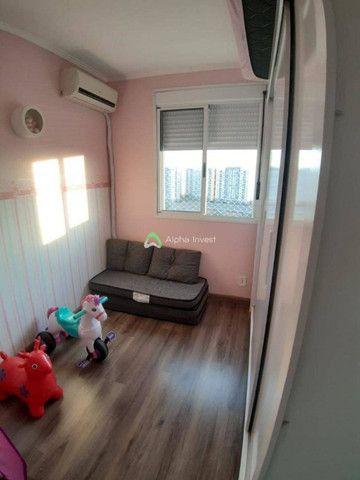 Apartamento com 3 dormitórios à venda, 63 m²- São Sebastião - Porto Alegre/RS - Foto 6